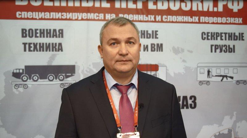 Генеральной директор ЦЖТН Александр Комиссаров