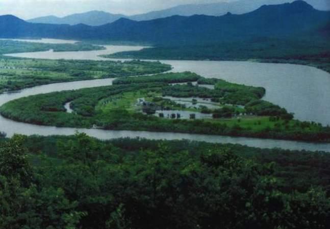 Остров Даманский