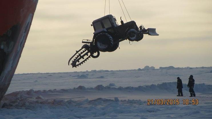 Строительство объектов военной инфраструктуры в Арктике