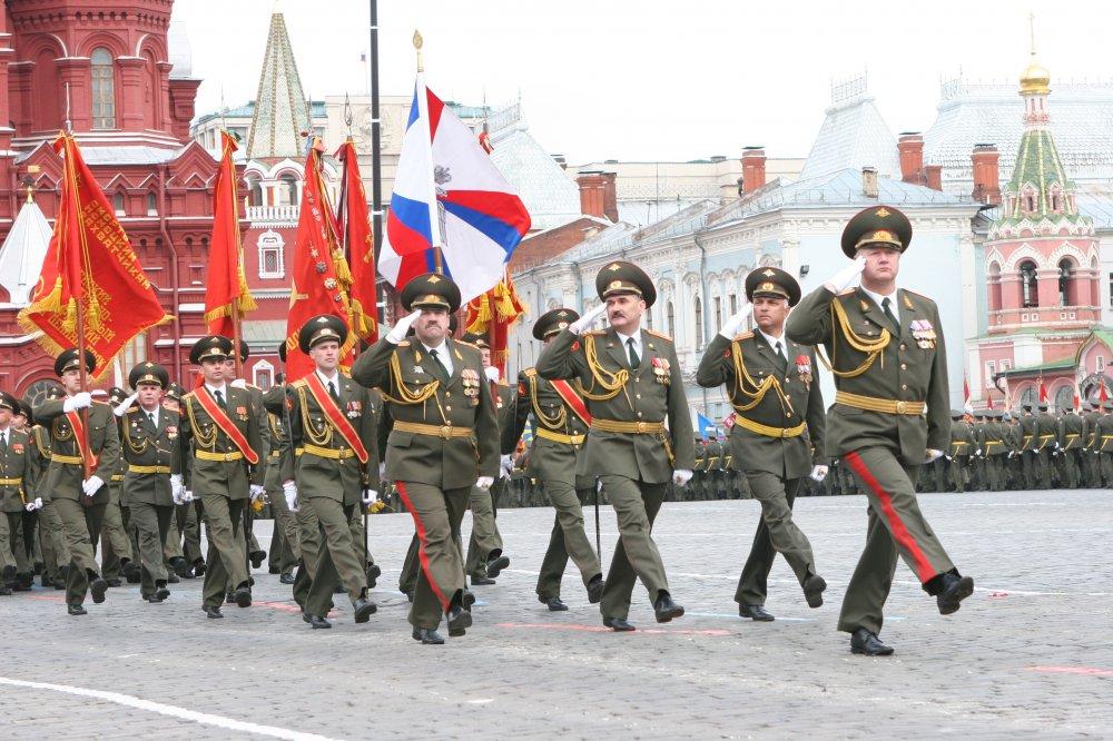 День Победы - Парад Победы Москва (полная версия) - Первый