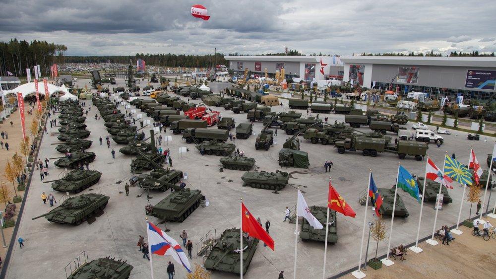 Открытые дни форума «Армия-2016»