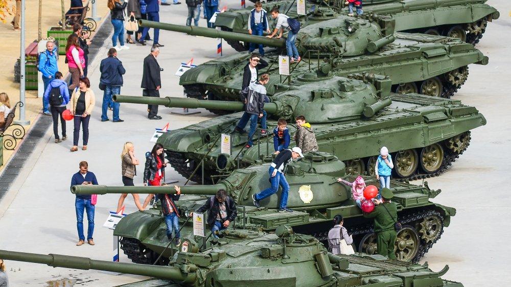 Неменее 20 тыс. образцов продукции будет представлено на консилиуме «Армия-2018»