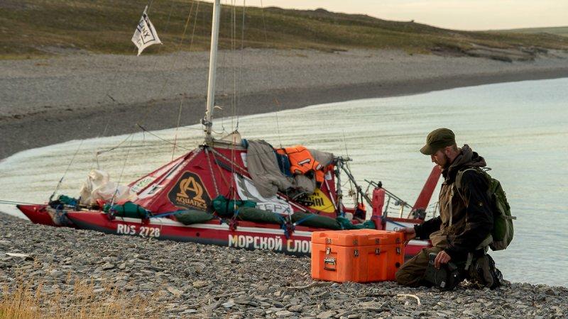 Кейс СК-0950 в арктической экспедиции