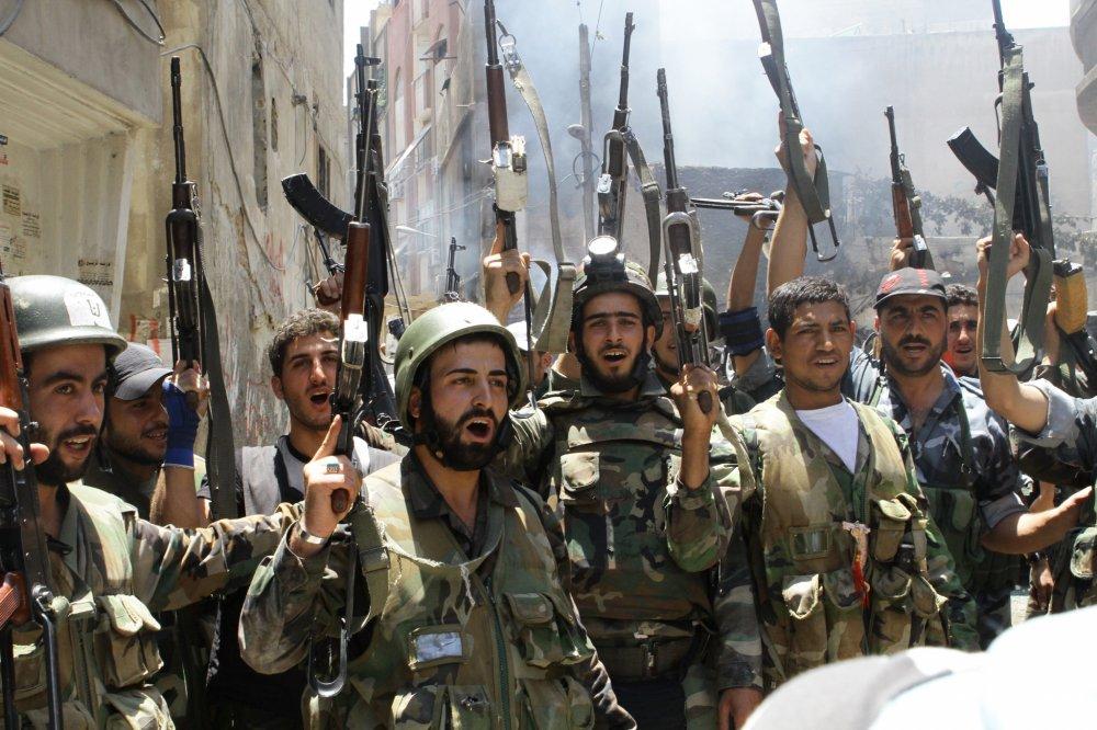 Армия САР взяла под контроль авиабазу «Абу-Духур» вИдлибе