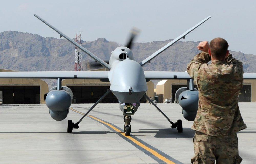 ВНигере развернулось строительство базы ударных беспилотников США