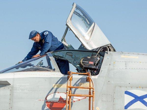 Бомбардировщик Су-24, морская авиация ВМФ РФ
