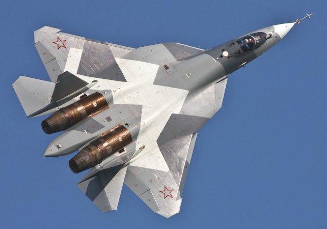 ПАК ФА (Т-50)